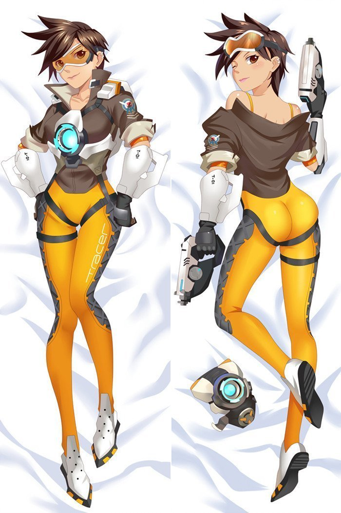 Tracer nude 70+ Hot